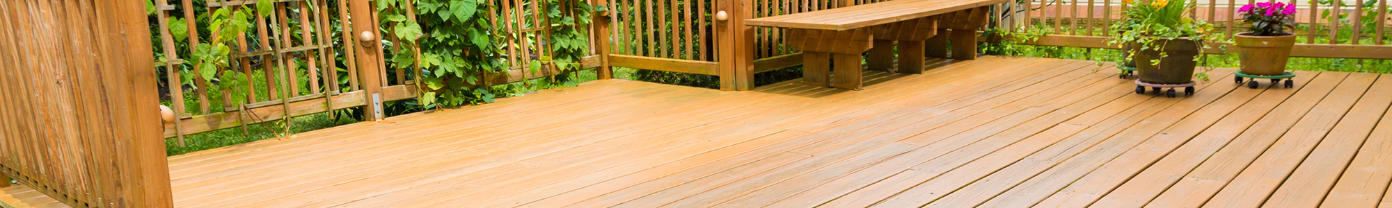 Deck & Wood Care